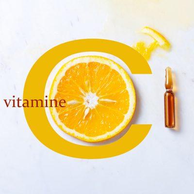 Θεραπεία λάμψης με Βιταμίνη C